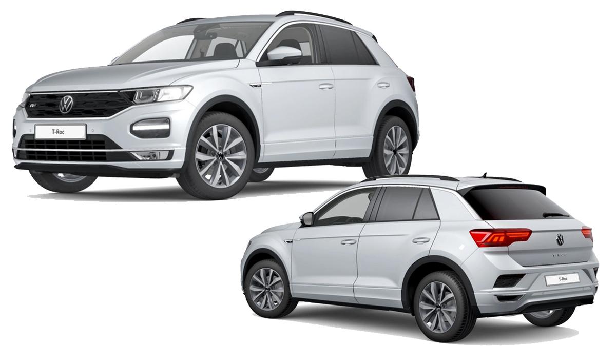 El Volkswagen T-Roc 2021 recibe un acabado deportivo en España