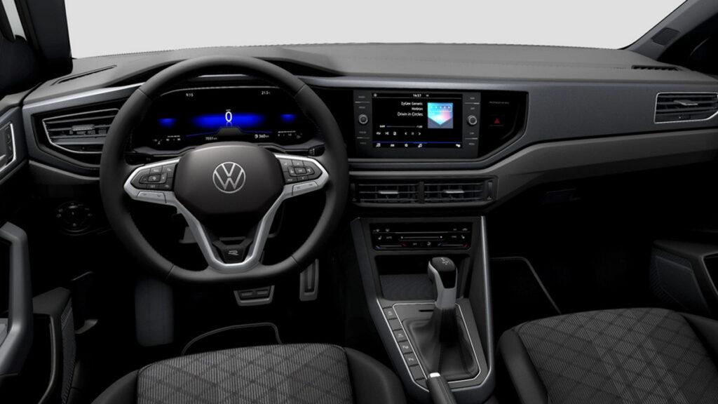 Volkswagen Polo 2021 interior