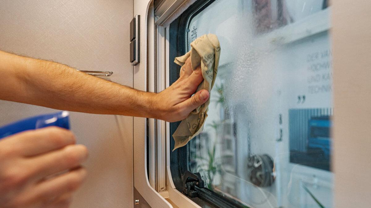 Trucos y ventajas para la limpieza de autocaravanas