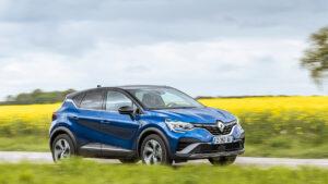 Fotos: Prueba del Renault Captur E-Tech Híbrido