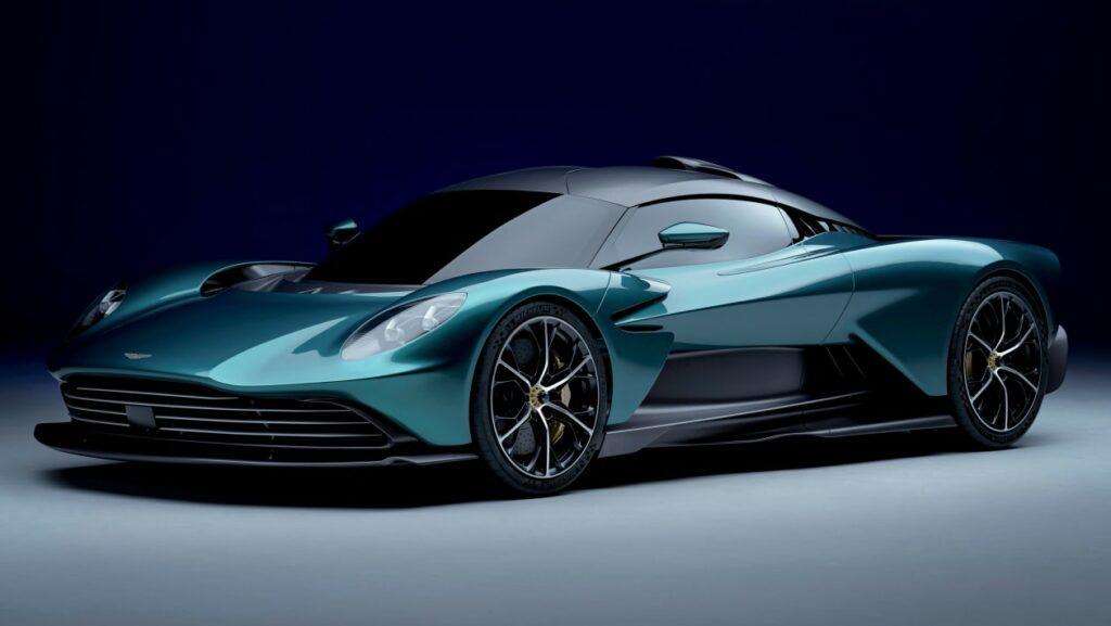 Aston Martin Valhalla 2021 3