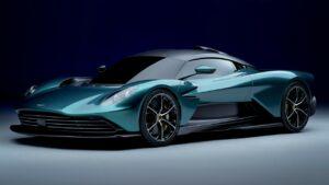 Fotos: Aston Martin Valhalla