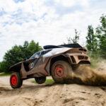 Audi RS Q e-tron del Dakar