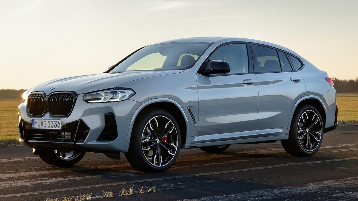 El BMW X4 2021 se enfrenta al nuevo Porsche Macan… ¡con nuevas mecánicas!