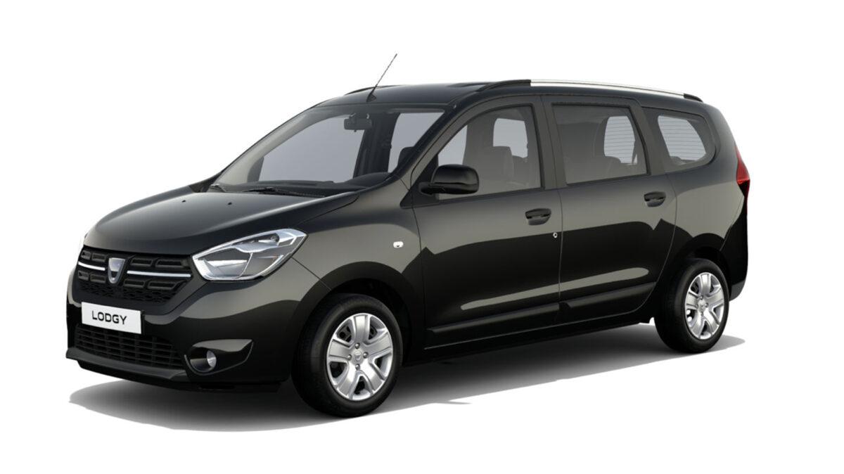 El Dacia Lodgy con motor diésel de 95 CV en oferta, por 180 euros al mes