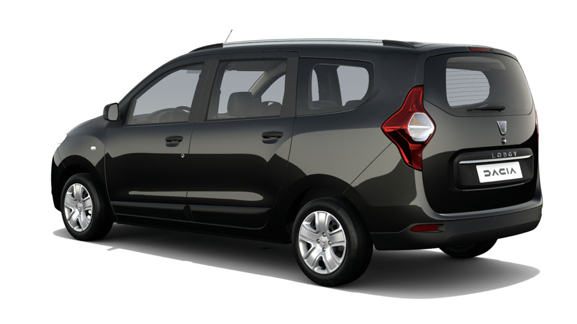 Dacia Lodgy trasera