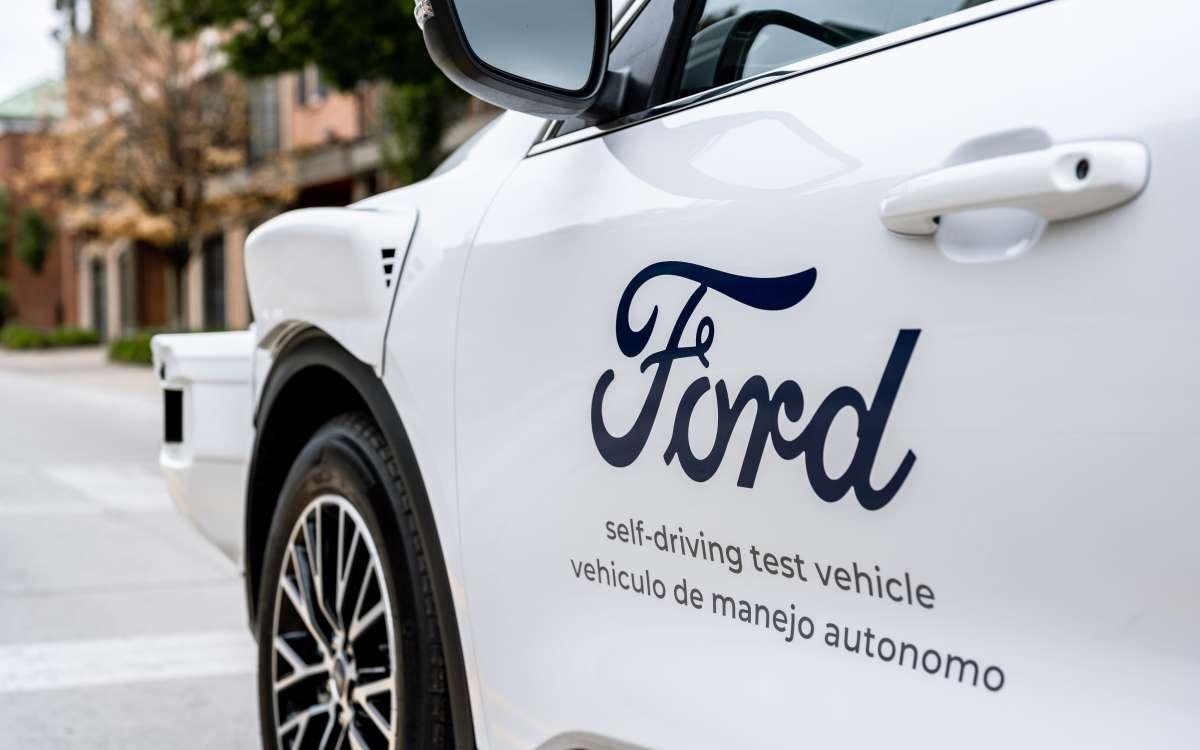 Ford robotaxi
