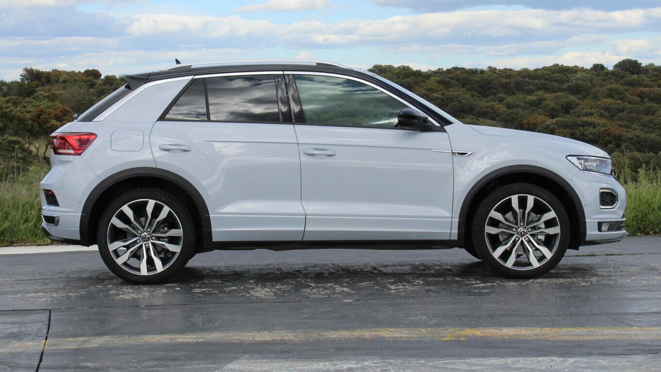 Volkswagen T-Roc perfil