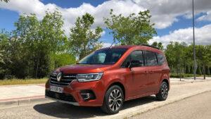 Fotos: Prueba Renault Kangoo Combi 2021