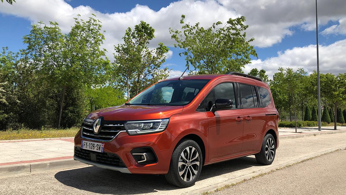 Nuevo Renault Kangoo 2021: ¡llega a España el motor Blue dCi de 115 CV!
