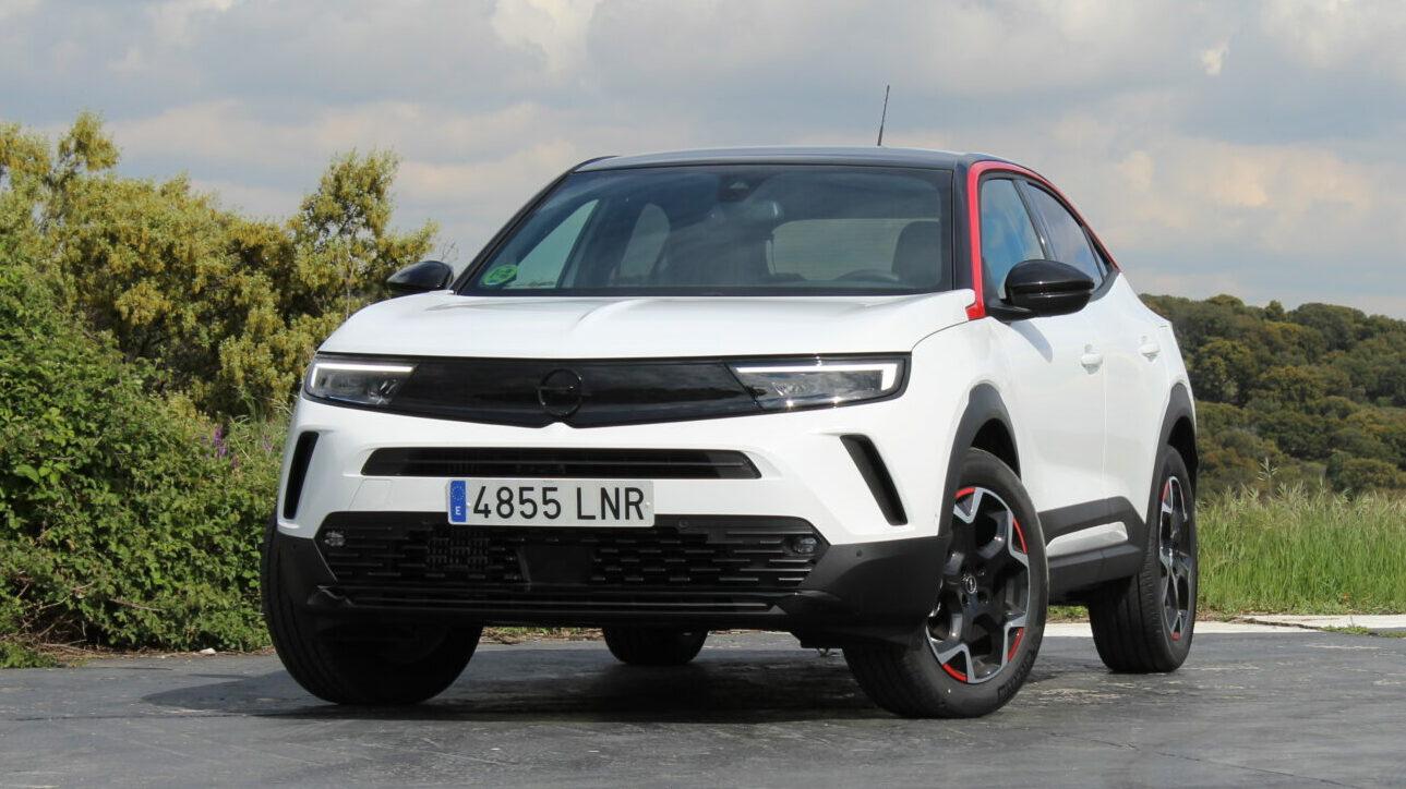 Opel Mokka 2021 frontal