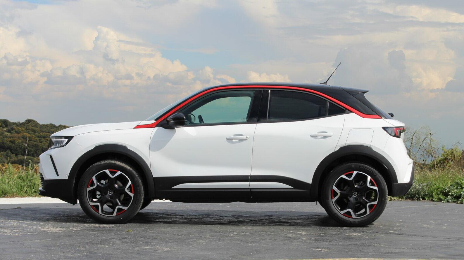 Opel Mokka perfil