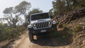 Fotos: Prueba Jeep Wrangler 4xe 2021