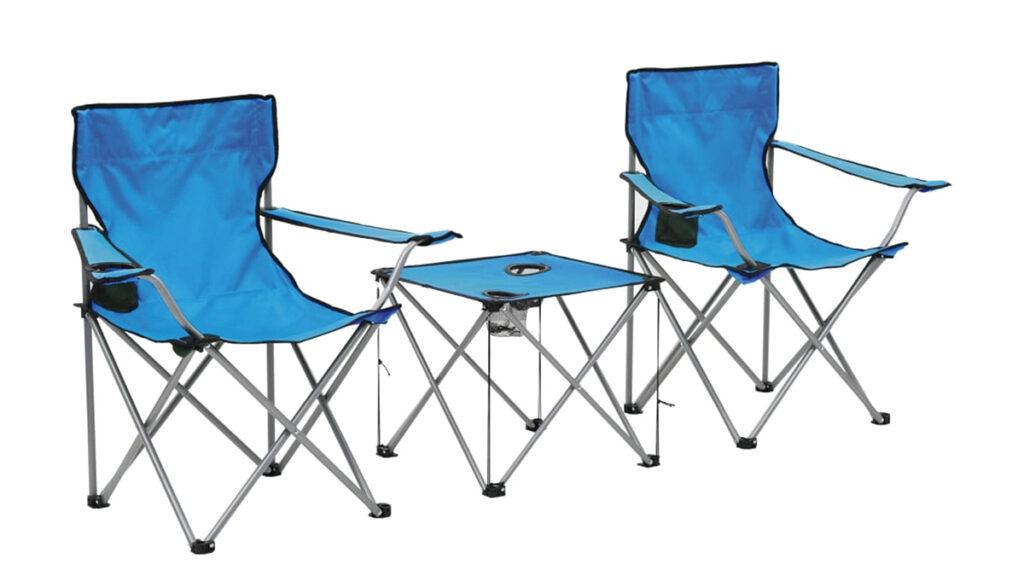 Juego sillas y mesa