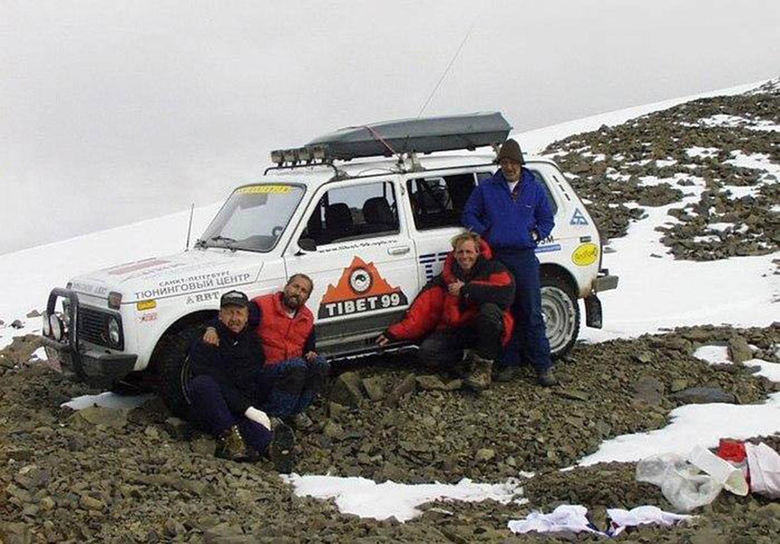 Lada Niva Everest