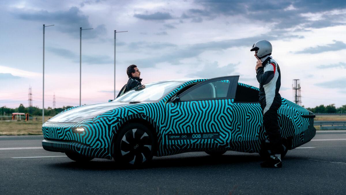 Lightyear One: así es el coche solar capaz de recorrer 710 kilómetros con una única carga