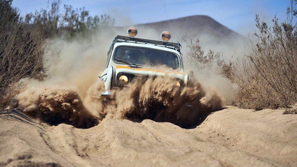 Maroc Challenge Winter Fórmula TodoTerreno