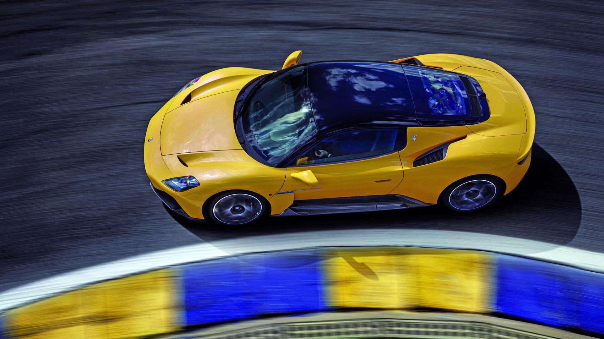 Maserati MC20 Exterior 2 edited