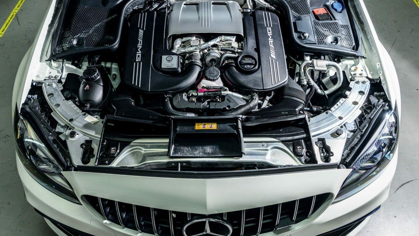 Mercedes AMG C63 S Estate v Audi RS4 Avant feature 7 edited