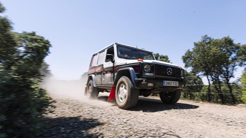 Mercedes Clase G Dakar Classic