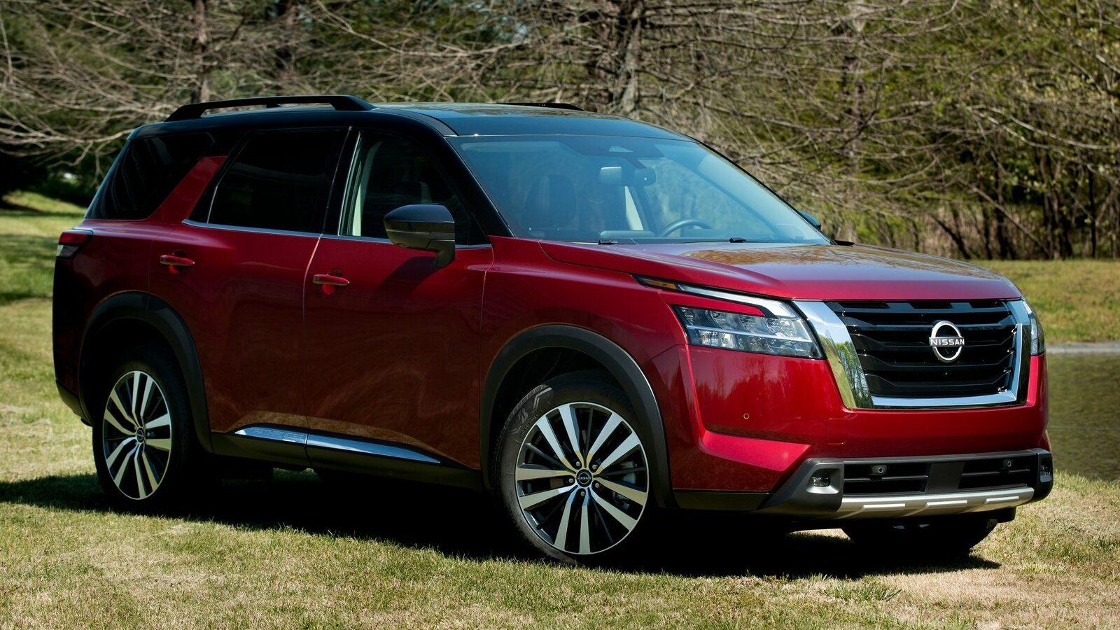 Nissan Pathfinder 2022: así es el nuevo e imponente SUV de hasta ocho plazas