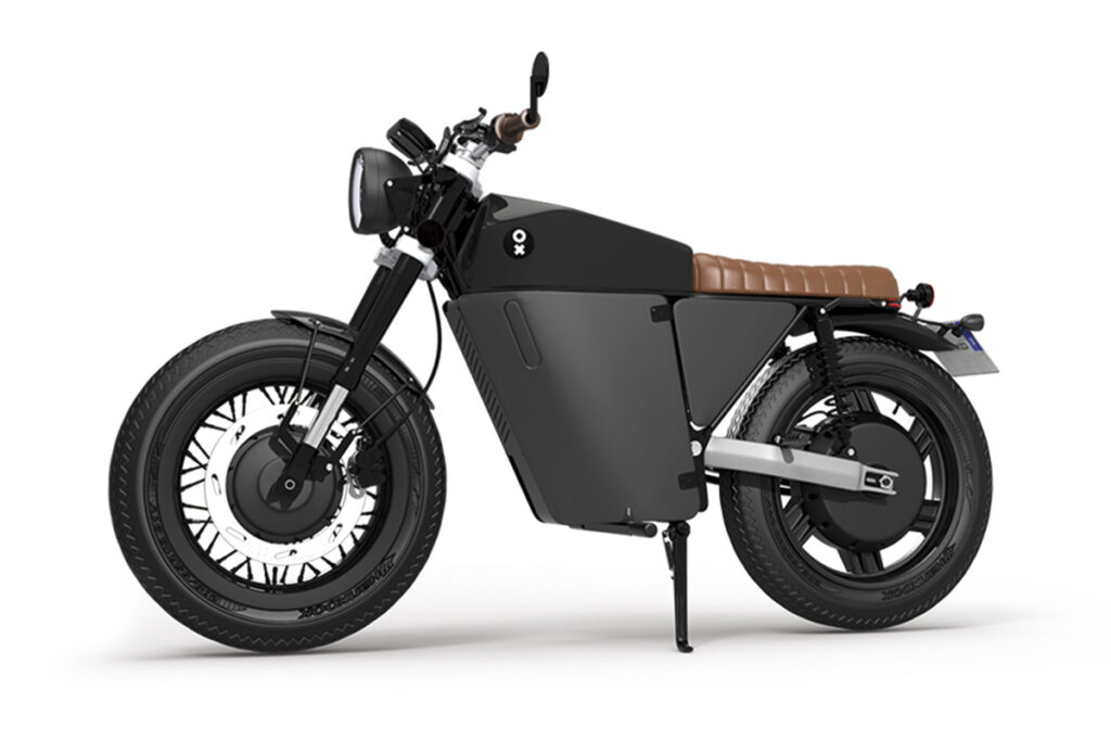 OX Motorcycles OX One 2