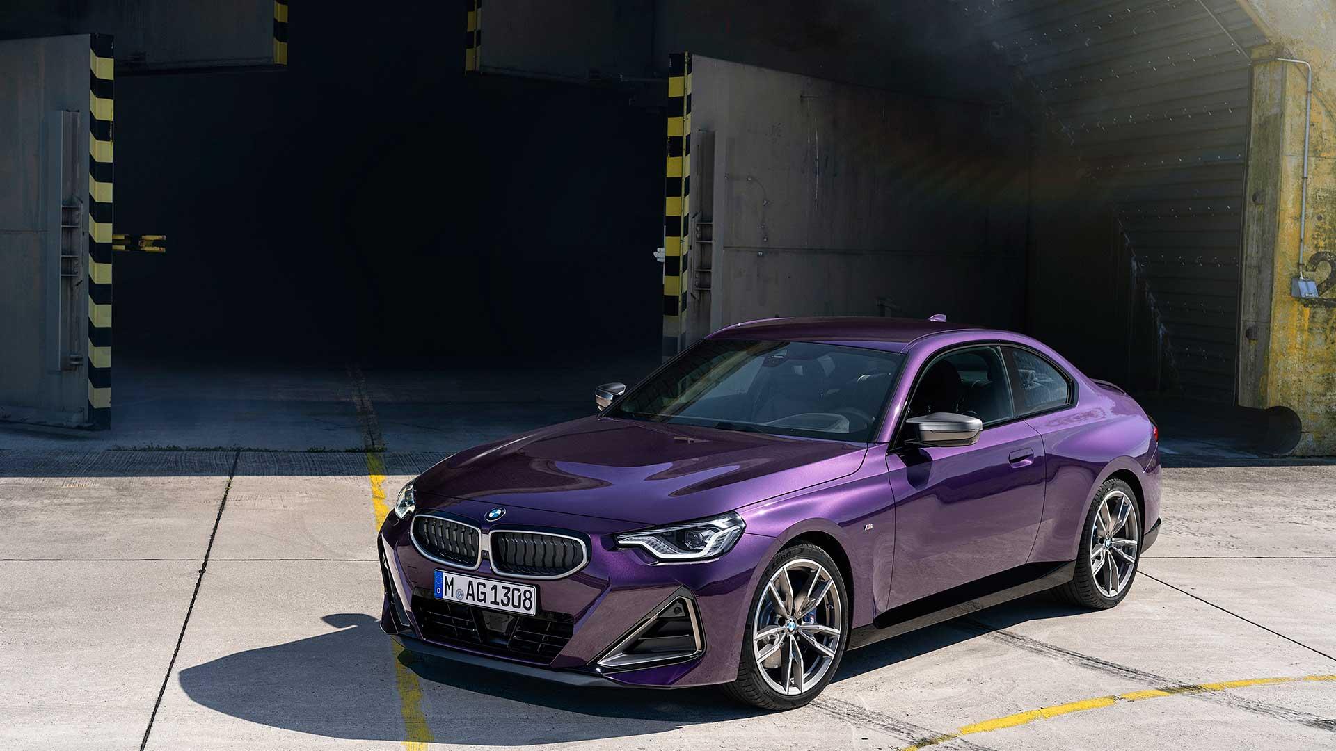 Nuevo BMW Serie 2 Coupé 2022: un BMW para los que les gusta conducir