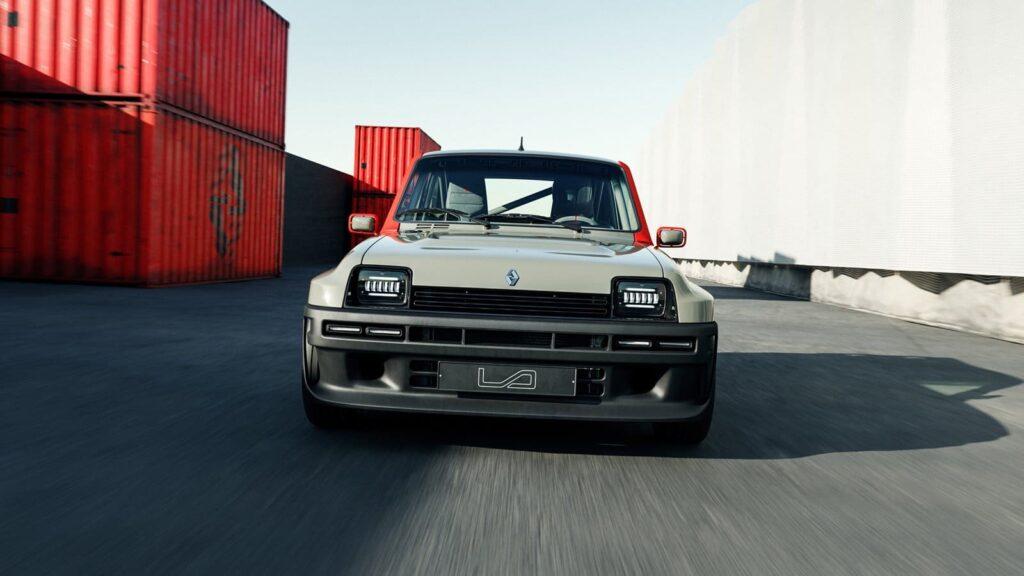 Renault 5 Turbo 3 by Legende Automobiles: un restomod supervitaminado con motor turbo de 400 CV