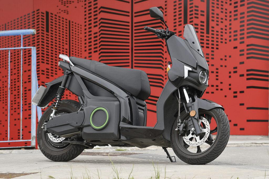 Silence S01 motos eléctricas