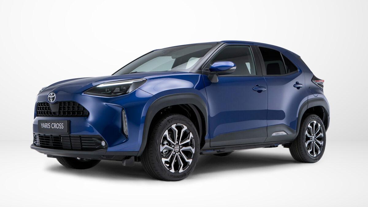 Toyota Yaris Cross oferta