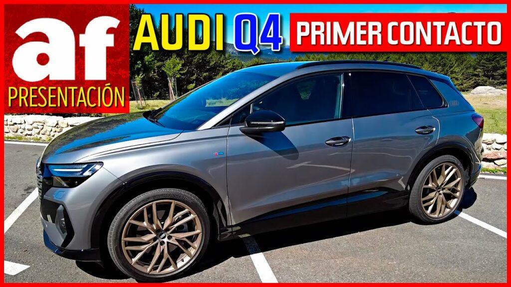 Video Audi Q4