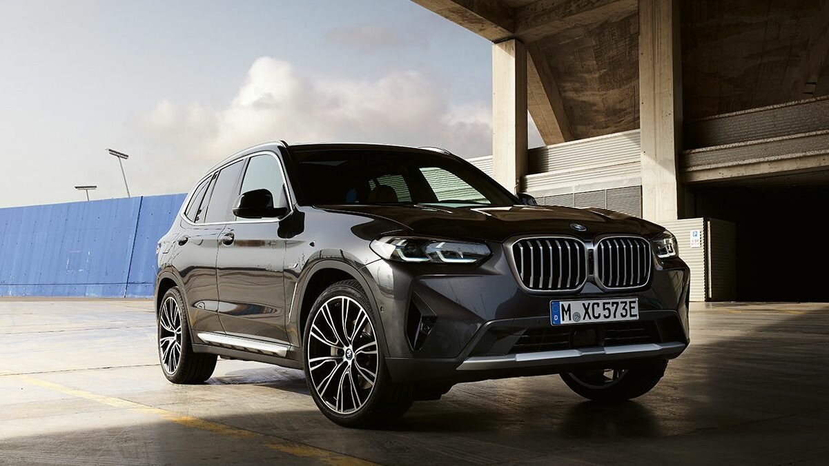 El BMW X3 2021 recibe tres nuevas mecánicas… y siempre con hibridación
