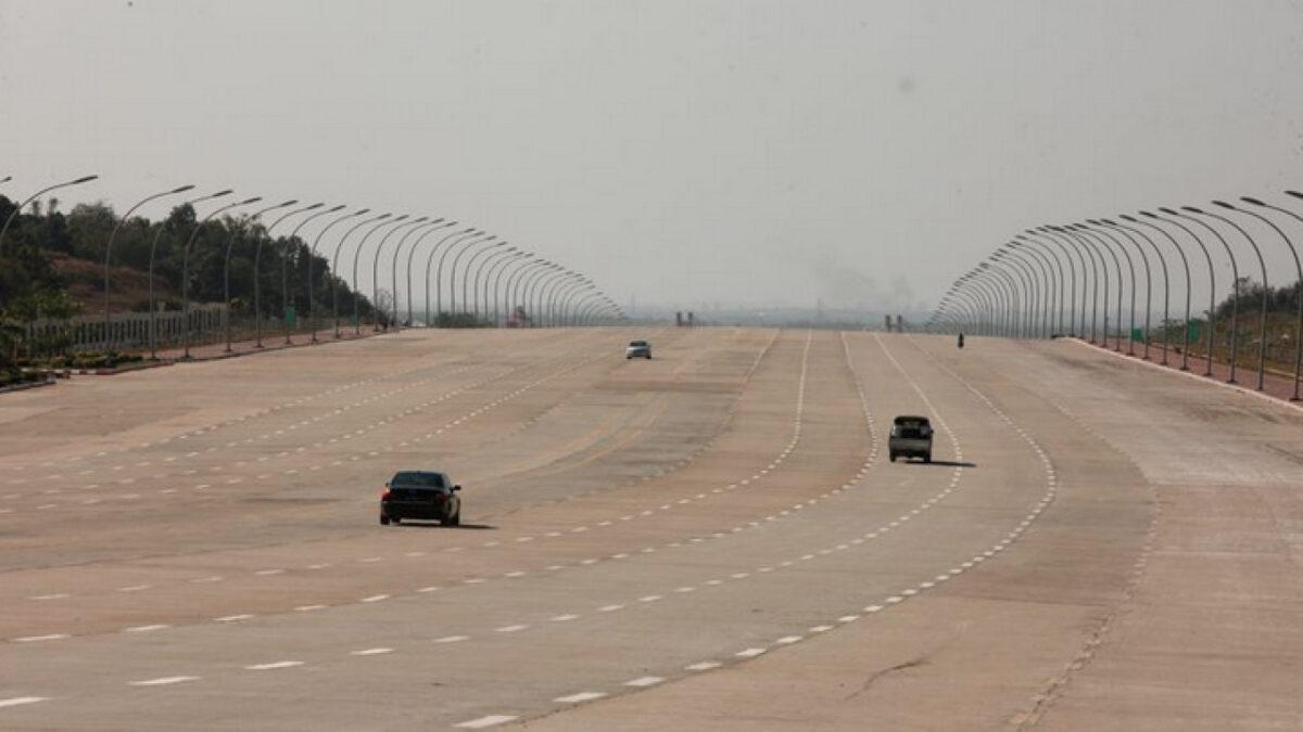 Naypyidaw, capital de Myanmar, es una ciudad fantasma con autopistas desiertas de 20 carriles y hoteles de lujo sin apenas huéspedes