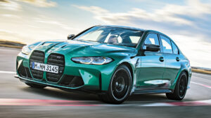 Prueba BMW M3 Competition 2021: a la altura de la historia