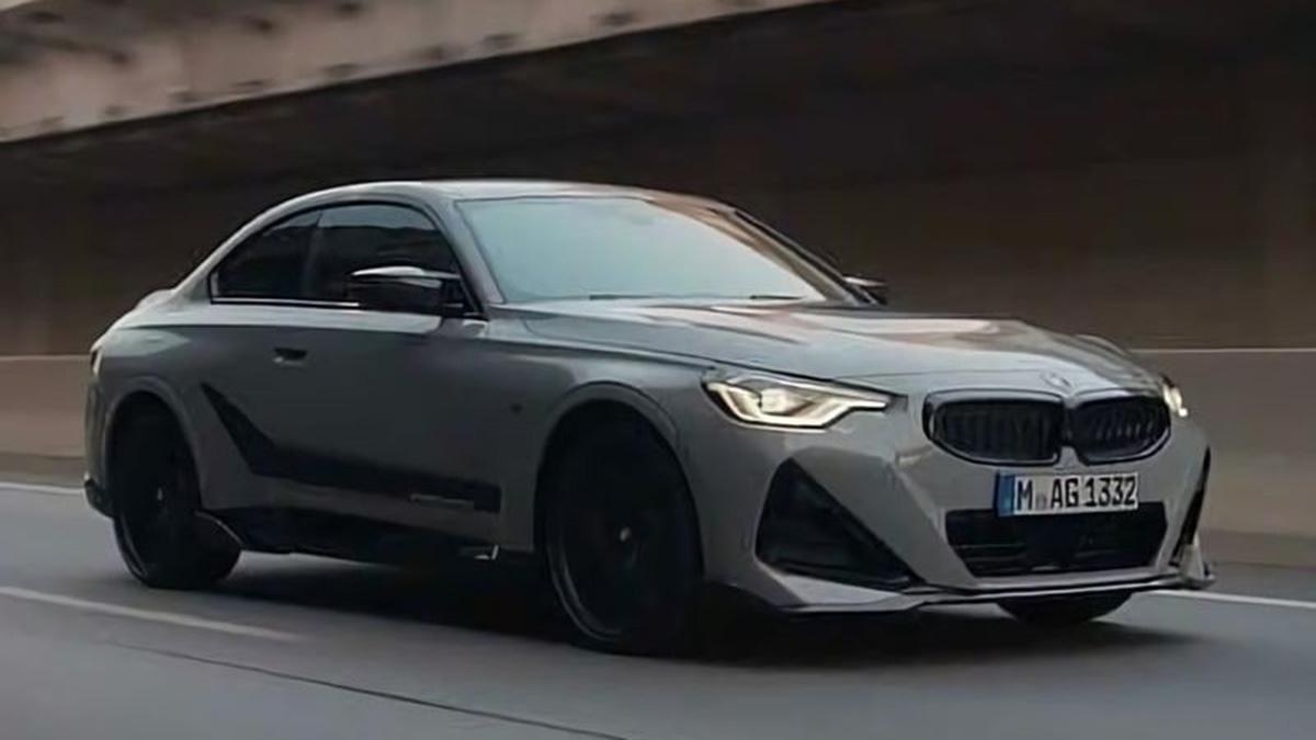 BMW Serie 2 Coupé 2022: filtrado uno de los modelos más especiales del mercado