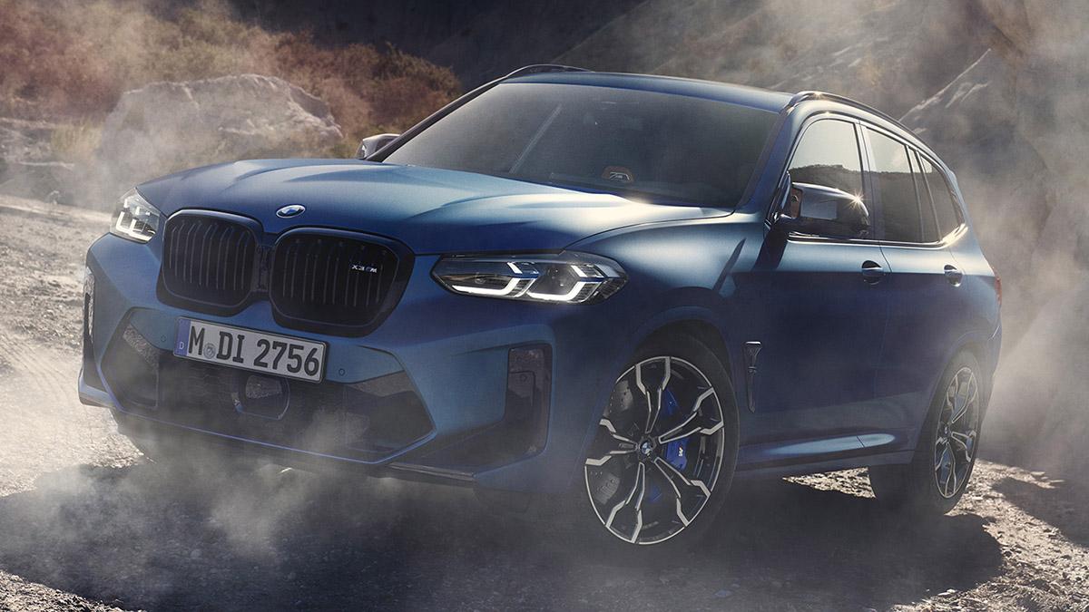 Nuevo BMW X3 M 2021: un SUV de hasta 510 CV… que no necesita enchufe