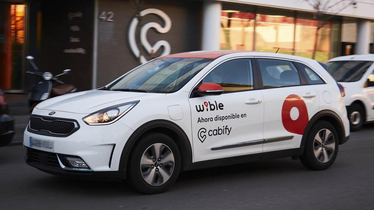 Wible, el servicio de carsharing de Kia y Repsol, está de aniversario