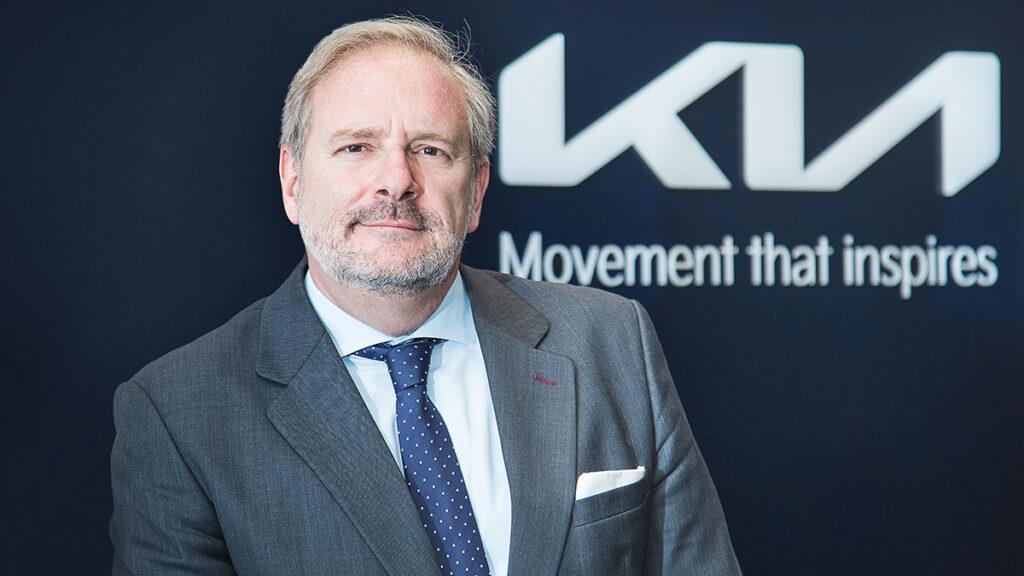 Eduardo Divar, Director General de Kia
