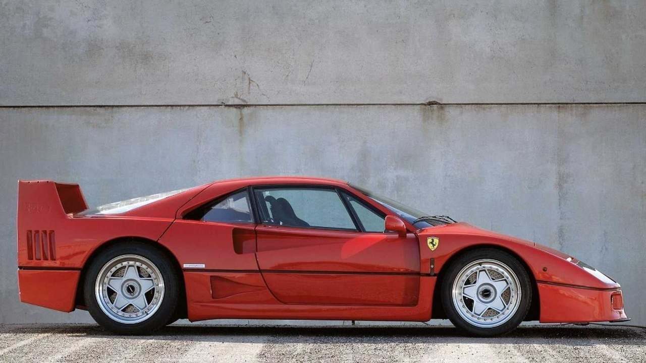 Ferrari F40 automático