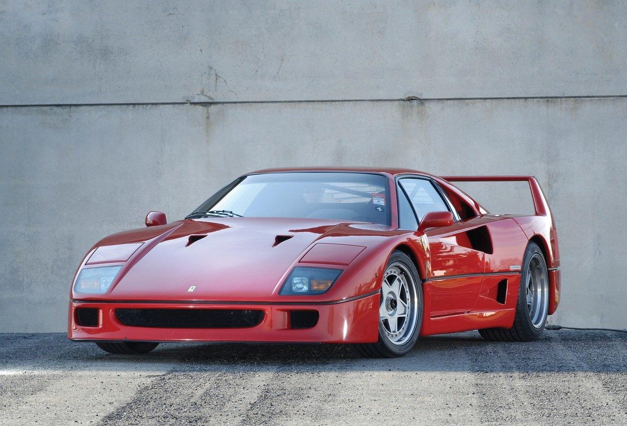 ¿Un Ferrari F40 automático? La marca solo construyó una unidad para un cliente muy especial…