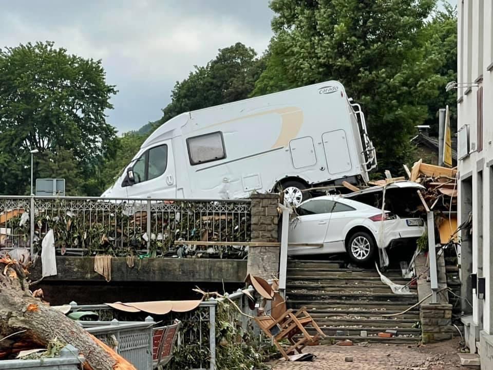 fotos inundaciones alemania 2