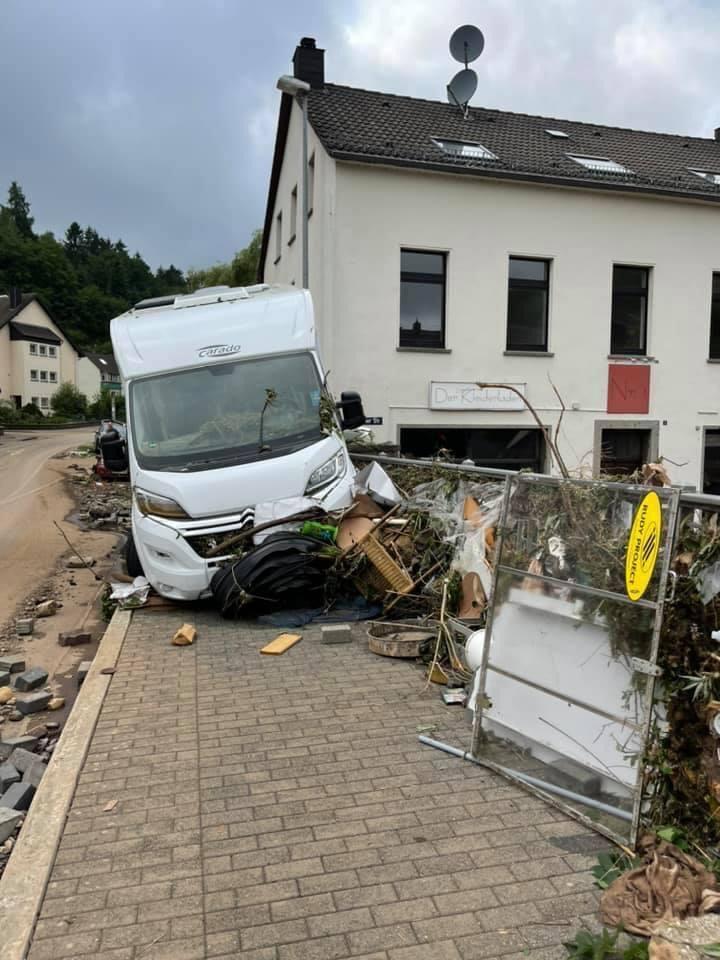 fotos inundaciones alemania 4