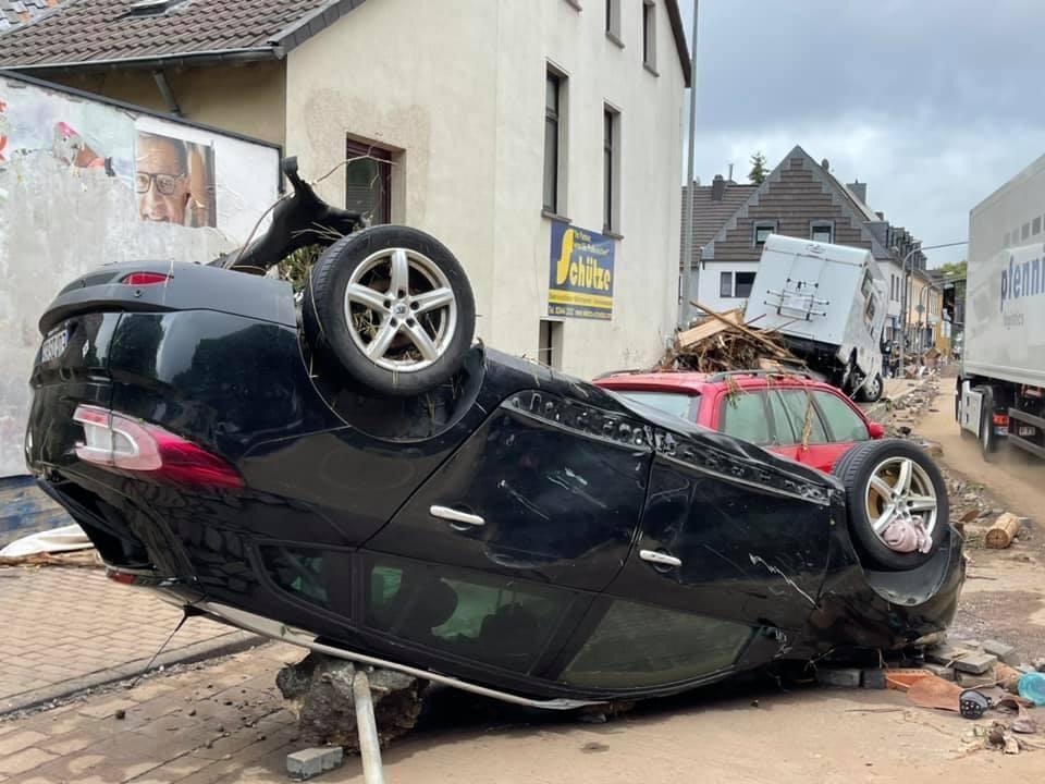 fotos inundaciones alemania 5
