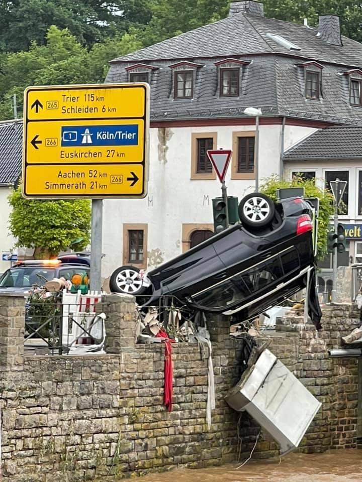 fotos inundaciones alemania 6