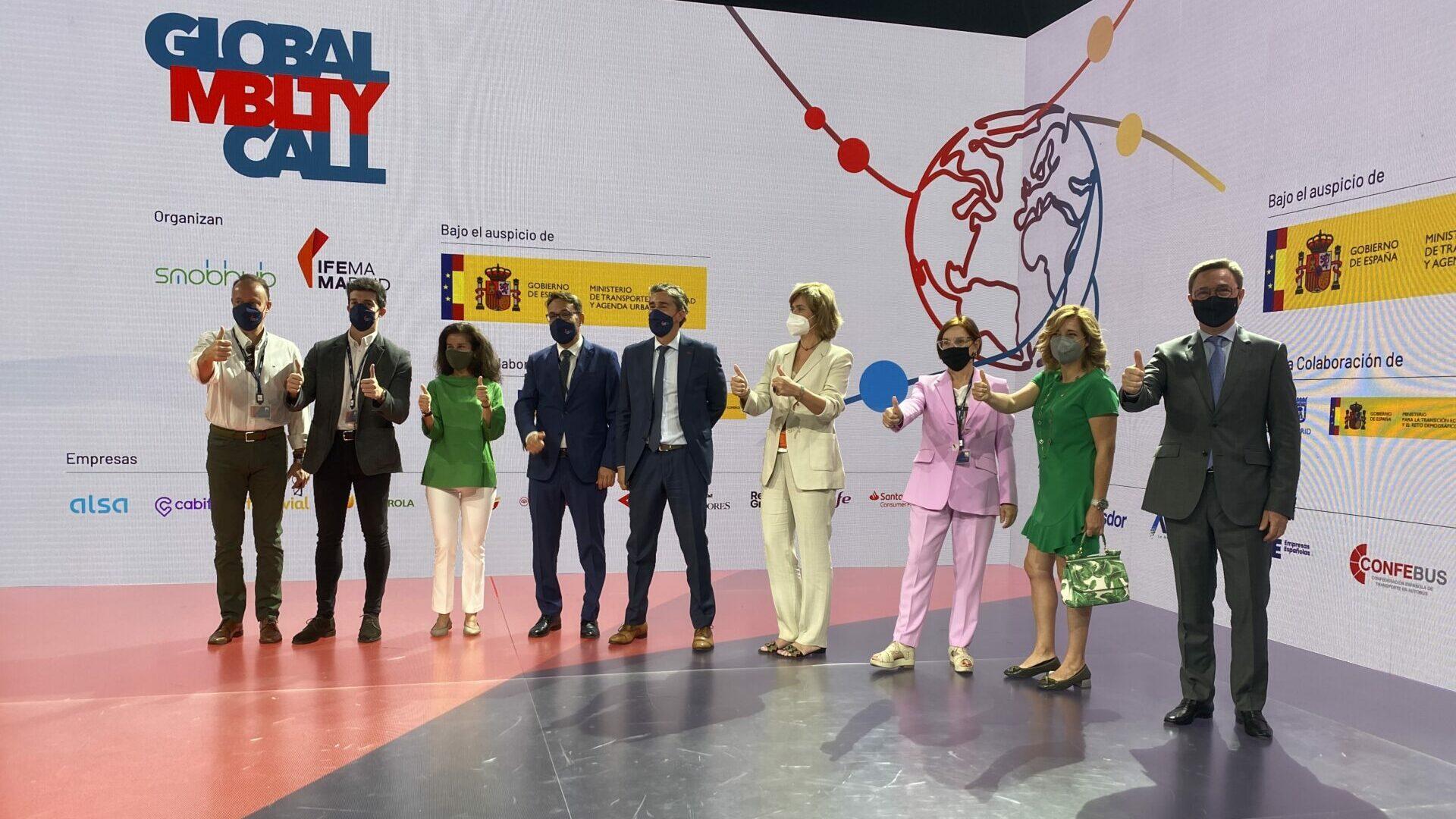 Nace Global Mobility Call, el proyecto con el que España pretende liderar la movilidad sostenible