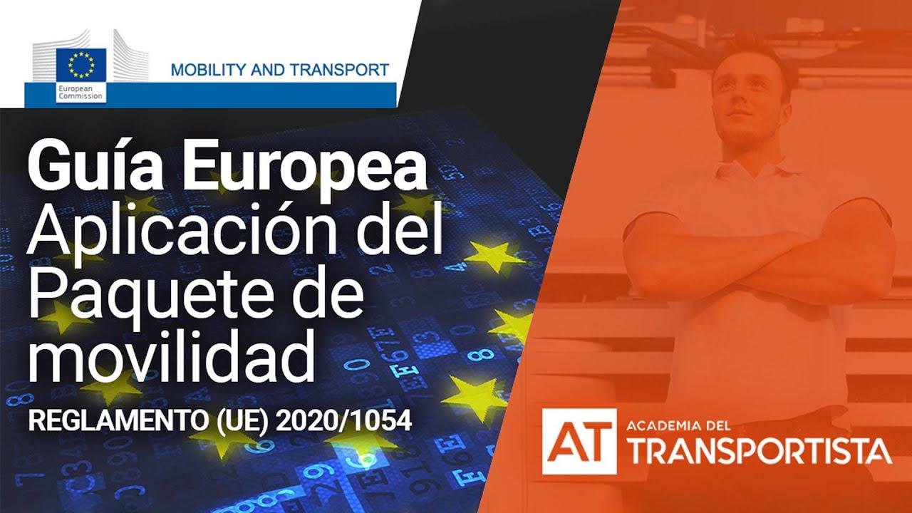 guia paquete movilidad europa