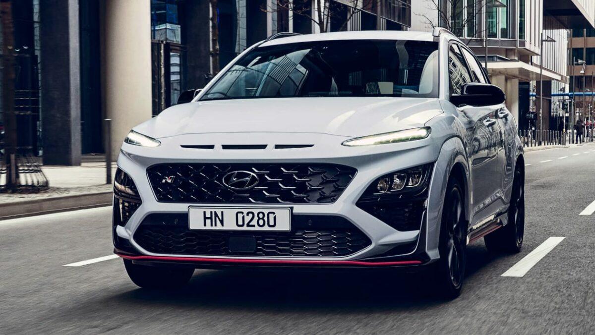 Hyundaii Kona N