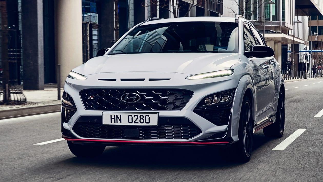 Nuevo Hyundai Kona N 2021: el SUV deportivo, con 280 CV… ¡y 5.300 euros de descuento!