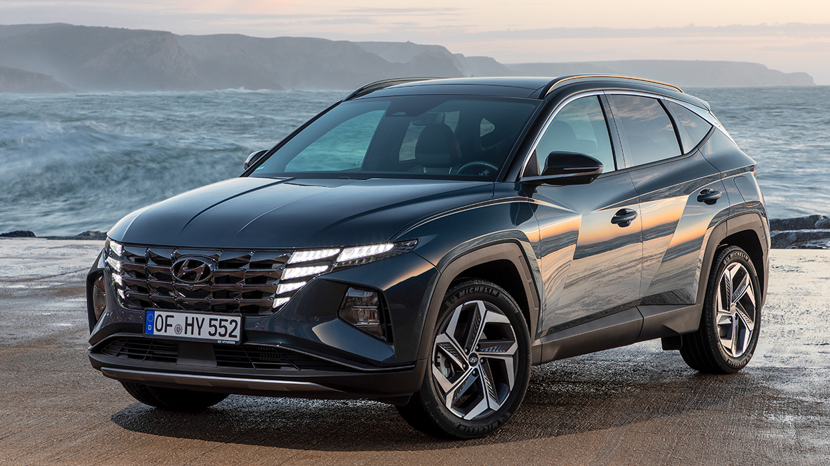 Nuevo Hyundai Tucson 2021: ¡así es la versión diésel de 186 CV!