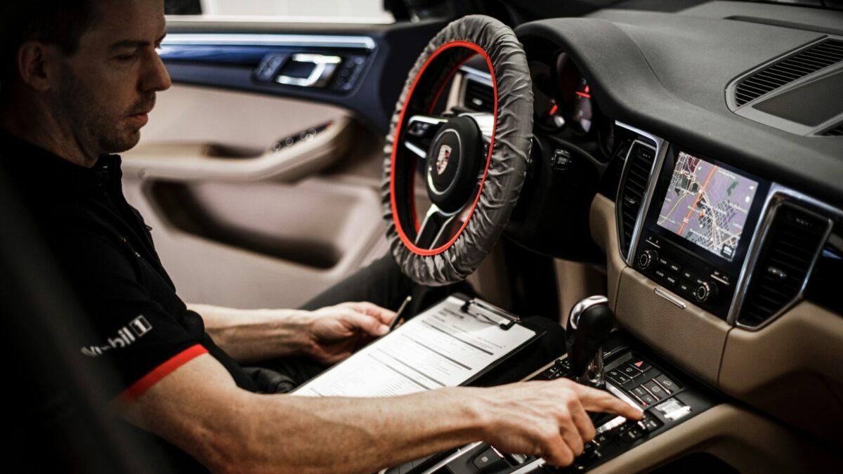 garantía Porsche Approved